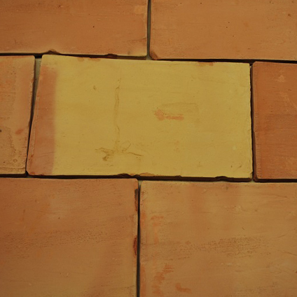 Rustic European Clay Tile in Natural